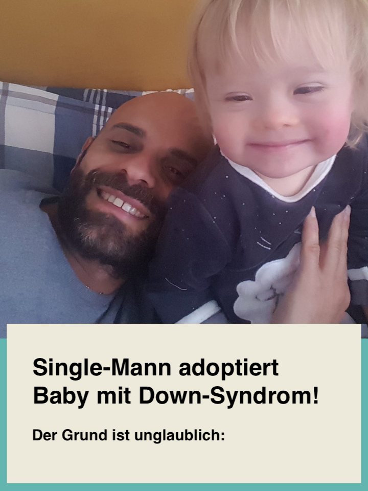 Kind adoptieren single mann